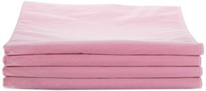 Sofnit 300 Washable Underpad, Pink, 34″x36″ (Pack of 4)