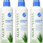 Aloe Vesta® Perineal/Skin Cleanser , 8 oz Bottle – Pack of 3